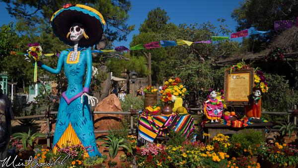 Disneyland Resort, Disneyland, Frontierland, Halloween Time