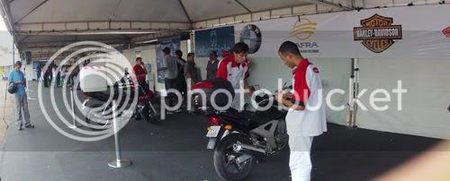 Inspeção de 21 itens nas motocicletas