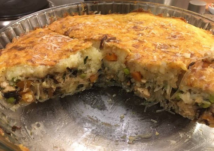 Recipe of Award-winning Grandma Liem's Pastel Tutup (Indonesian Cottage Pie) Recipe