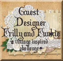 I am proud to be the Guest Designer with my Spell Book