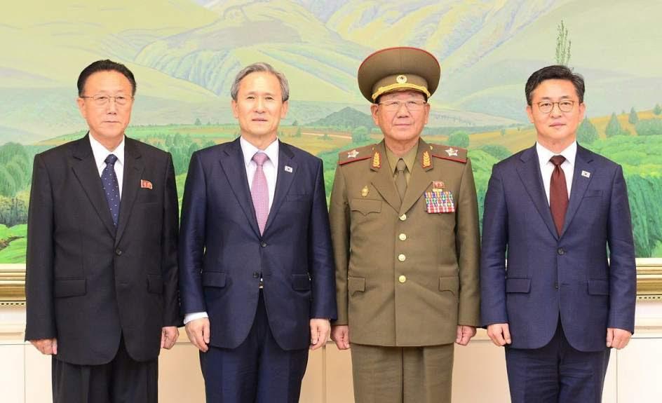 Norte y Sur, reunidos para evitar un nuevo conflicto