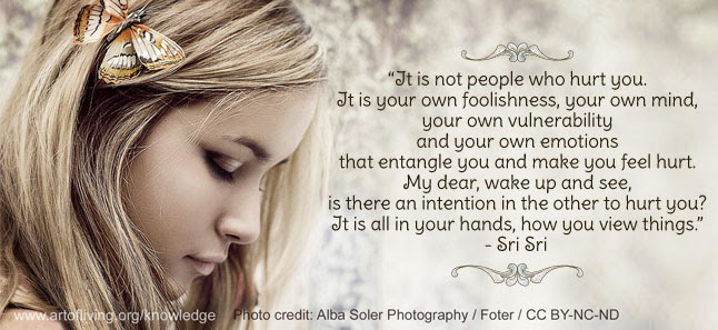 Sri Sri Ravi Shankar Celebrating Life With Silence Good Times Or
