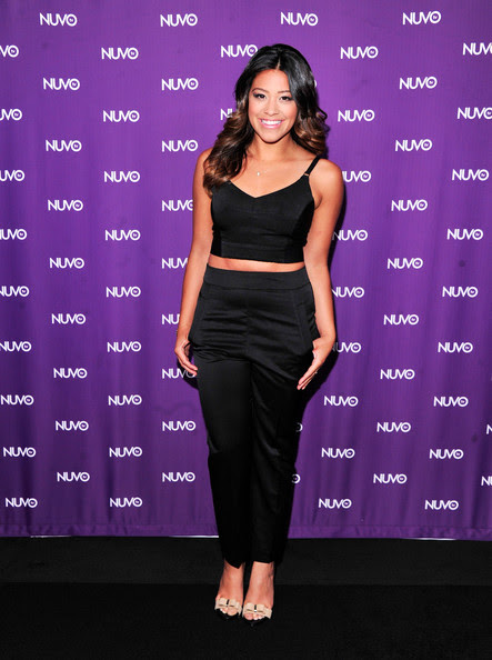 Gina Rodriguez - NUVOtv's Upfront in NYC