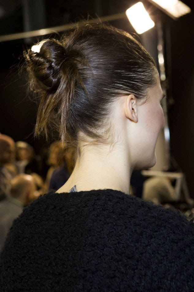 Le Fashion Blog Backstage Beauty Hair Inspiration Twisted Messy Buns Isabel Marant FW 2015 Brown Hair Up Do Top Knot photo 6-Le-Fashion-Blog-Backstage-Beauty-Hair-Inspiration-Twisted-Messy-Buns-Isabel-Marant-FW-2015-Brown-Hair-Up-Do-Top-Knot.jpg