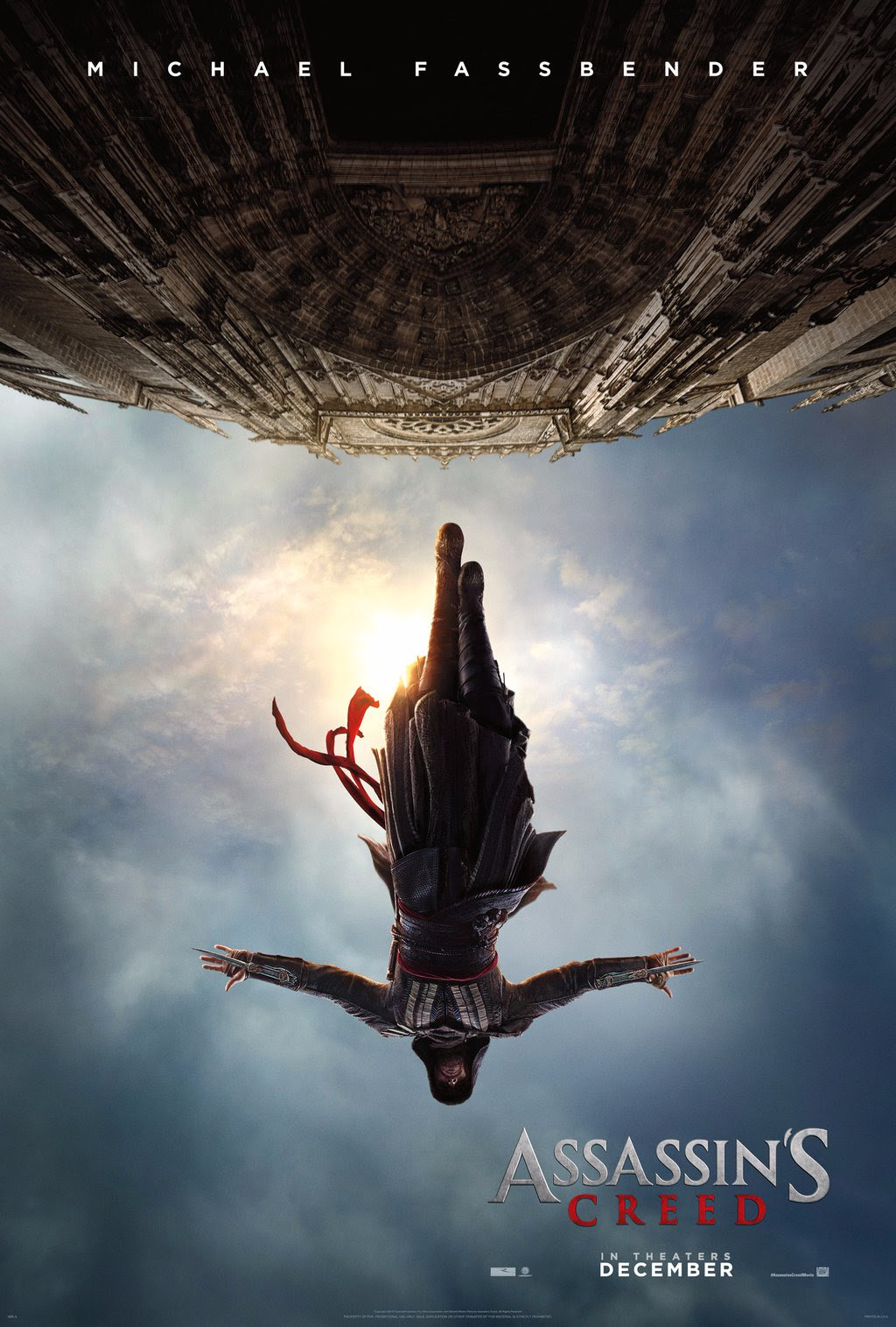 Trailer To Assassin's Creed Starring Michael Fassbender - blackfilm.com - Black Movies ...