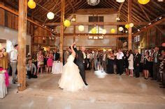 Wedding reception at Alchemy Fields in Baileys Harbor, WI