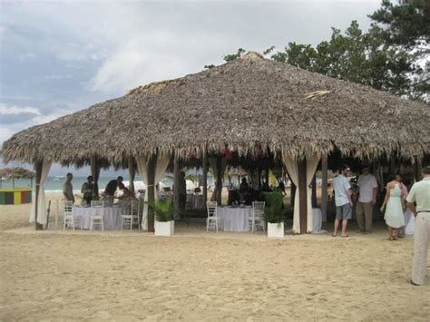Wedding set up   Picture of Beaches Negril Resort & Spa