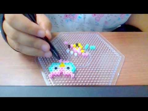 Video : Making Owl Perler Beads