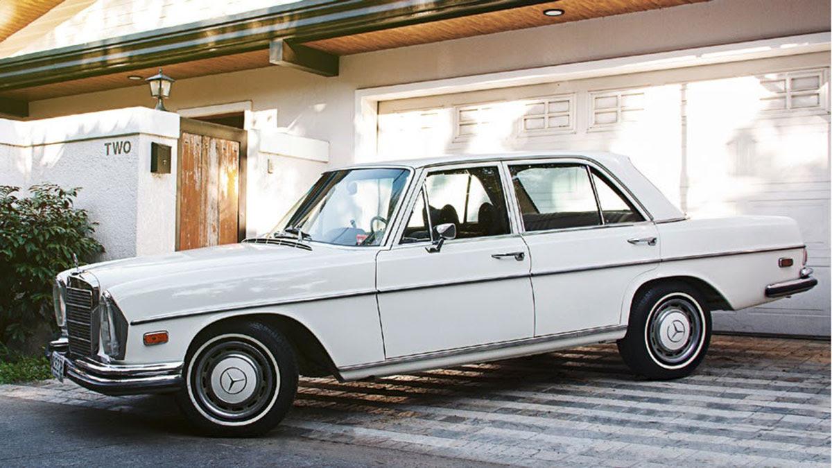 1969 Mercedes-Benz 280SE: specs, features,