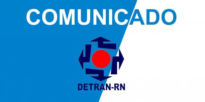 * Caraúbas: Comunicado sobre Exame Clínico do DETRAN.
