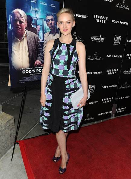 Jess Weixler - 'God's Pocket' Premieres in LA