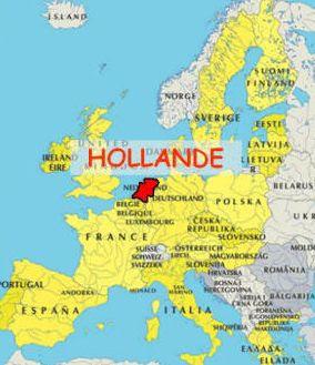 La Carte De Hollande