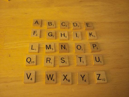 Scrabble | Tacky Harper's Cryptic Clues