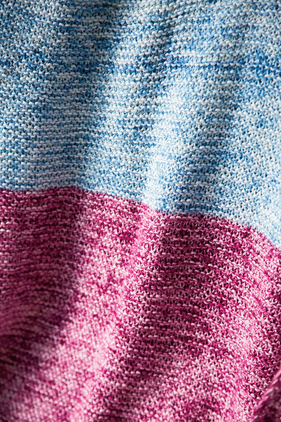 Free Pattern on learning how to knitting your first blanket knitting