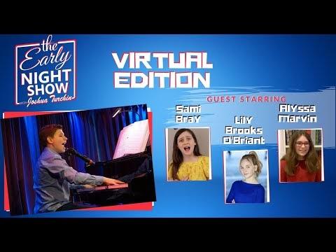 The Early Night Show With Joshua Turchin (Sami Bray, Lily Brooks O'Briant, Alyssa Marvin)
