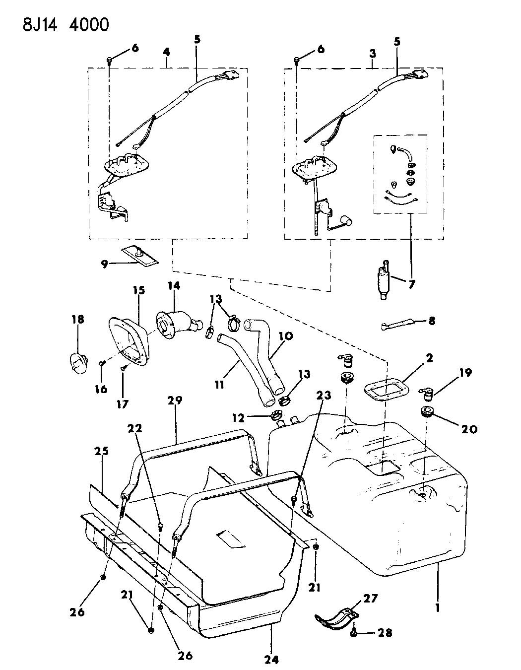 3d8 1994 Jeep Wrangler Tail Light Wiring Diagram Wiring Library