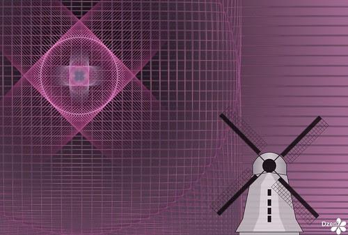 Rose Windmill