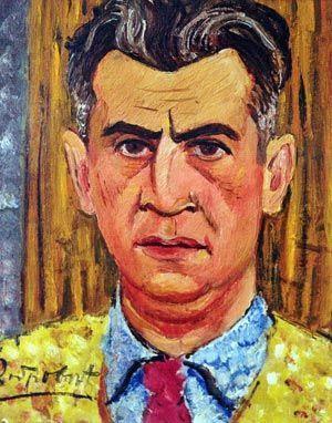 File:Petar Dobrović, Autoportret, 1932.jpg