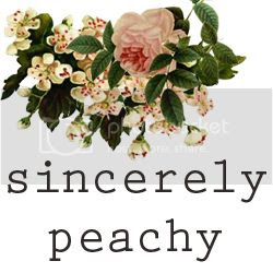Sincerely Peachy