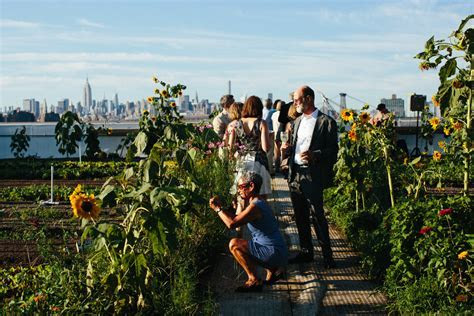 Weddings ? Brooklyn Grange