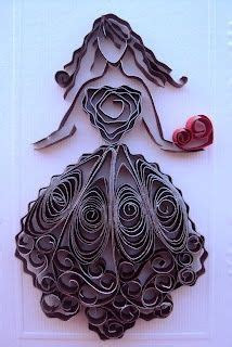 1000  images about Amazing Quilling Art on Pinterest