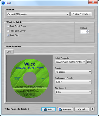 Audiolabel Cd Printing Software Free Download