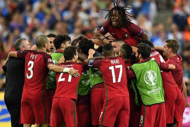 Portugal vs. France: Live Score, Highlights from Euro 2016 ...