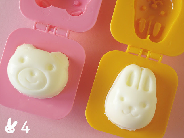 How to use an egg mold 4