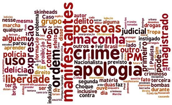 Apologia ao crime antes e depois de Sheherazade
