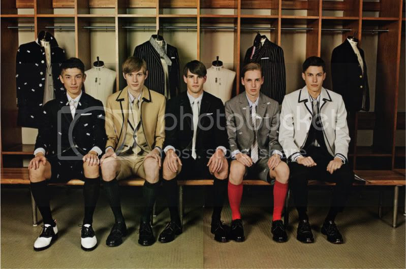 Popeye Magazine #767 March 2011 - Thom Browne New Looks Are Coming @ StreetStylista.Homme