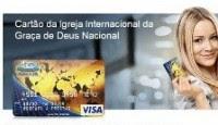 Missionário R. R. Soares e Bradesco relançam cartão de crédito exclusivo para fiéis da Igreja Internacional da Graça