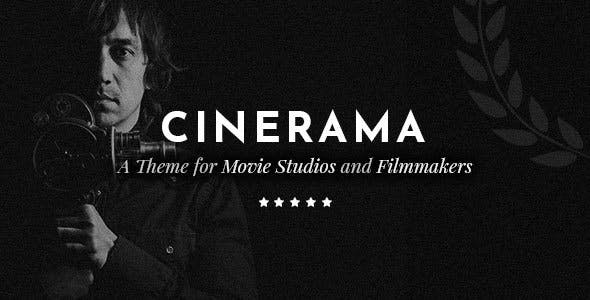 Cinerama v1.3.1 - A Theme for Movie Studios and Filmmakers