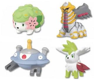 Bandai Pokemon Kids DX DP3