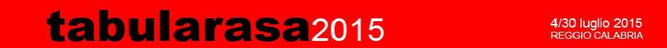 Tabularasa 2015 logo