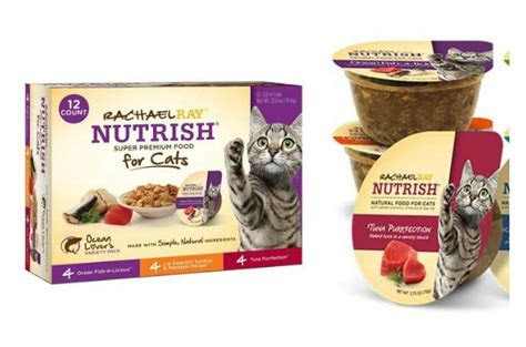 voluntarily recall   rachael ray nutrish wet cat