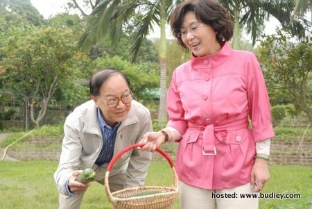 Chung King Fai & Louise Lee