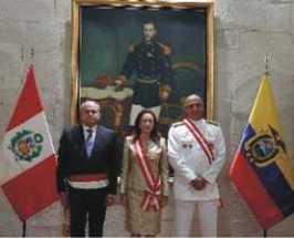 ministros ecuador peru