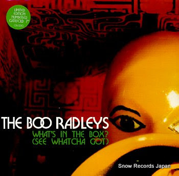 BOO RADLEYS, THE what's in the box?