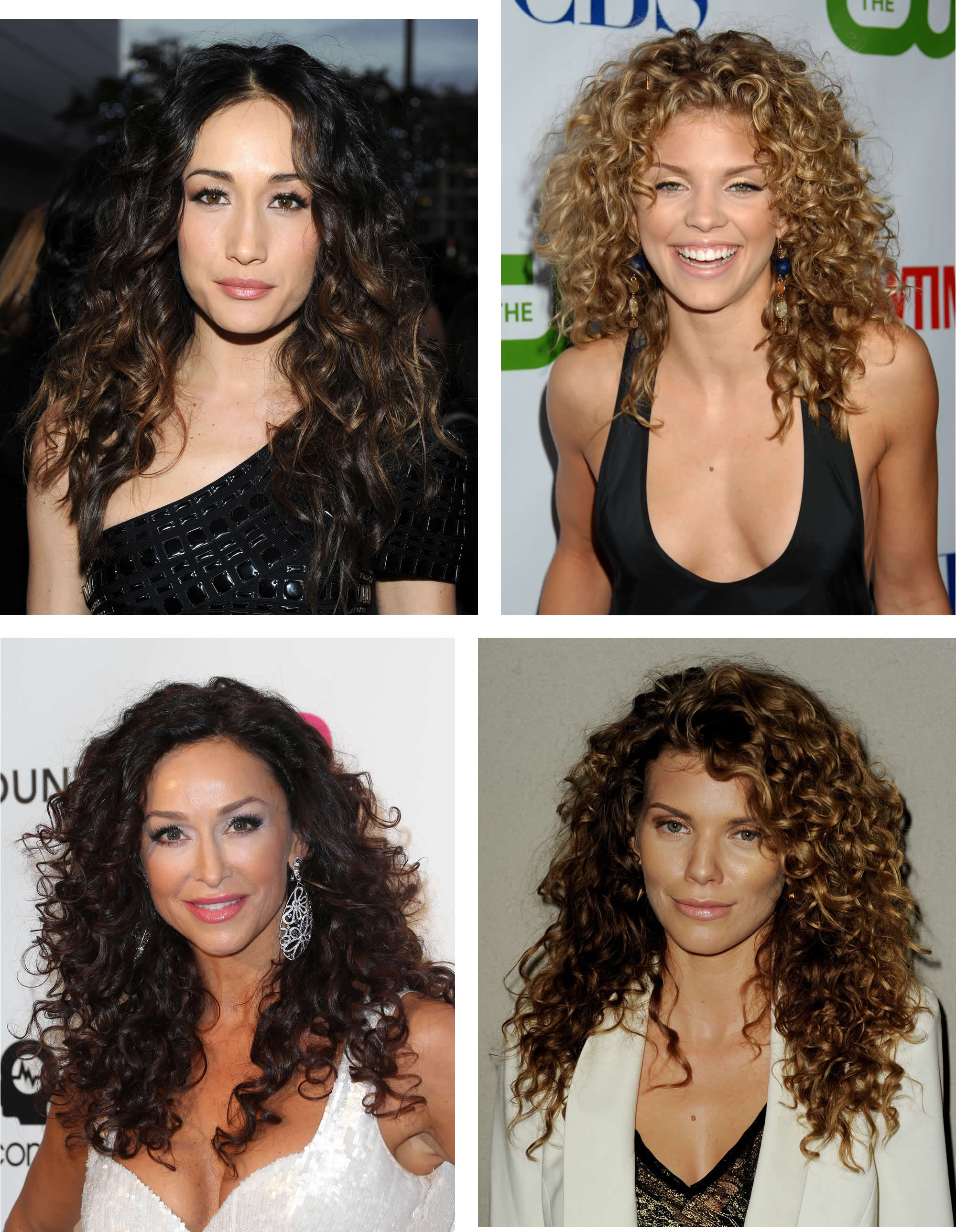 Hairstyles For Long Curly Hair Your Beauty 411