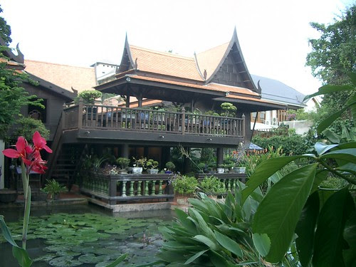 MR Kukrit Pramoj's Heritage home