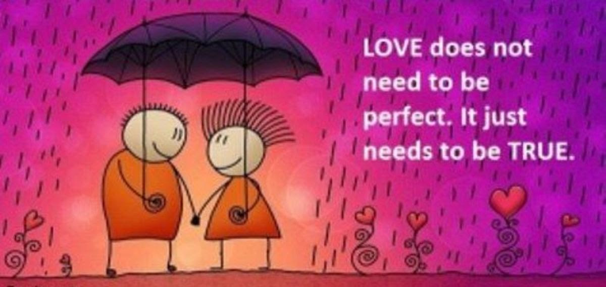 35 Cute True Love Quotes And Sayings From The Heart