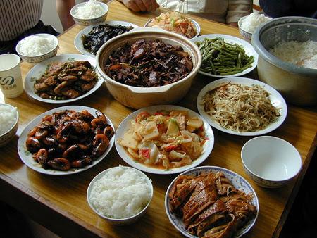 Curso de Cocina China y Oriental
