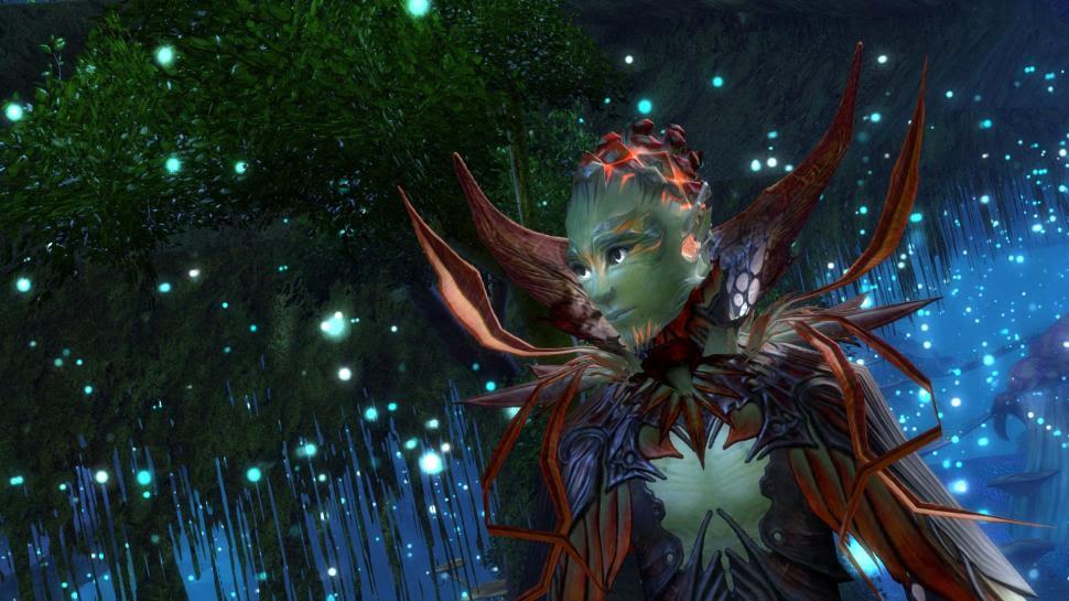 Guild Wars 2 Neuer Dungeon Pfad Und Frisuren Das Update