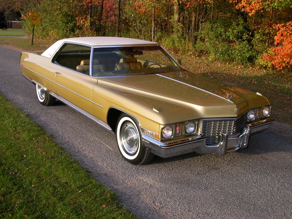 1972 Cadillac DeVille - Pictures - CarGurus