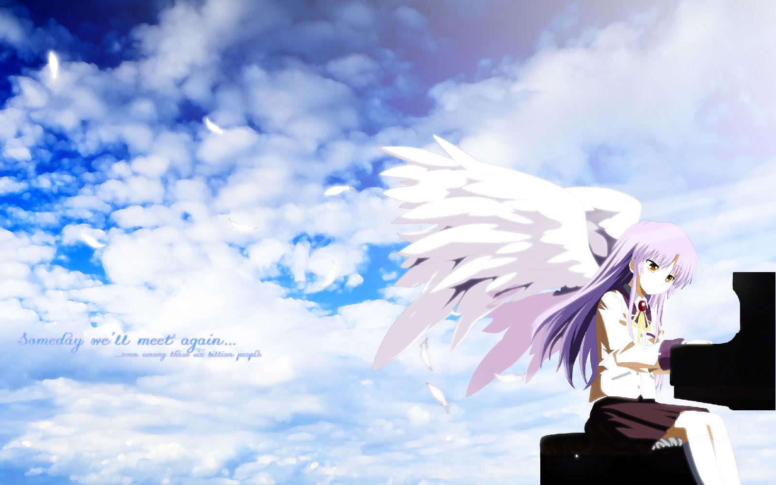 Kanade Tachibana 3 Angel Beats Wallpaper 35445381 Fanpop