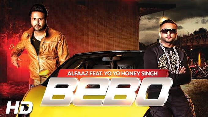 Bebo Diyan Gallan.. Pink Pink Song Lyrics  - Yo Yo Honey Singh |