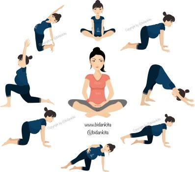 apalagi ketika masyarakat sudah mulai menyadari pentingnya yoga Yoga Yuk, Biar Sehat
