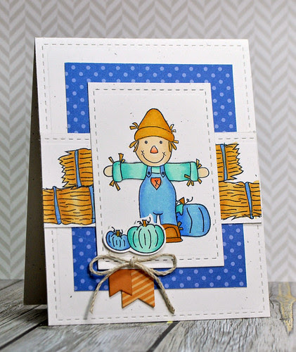Paper Sweeties Scarecrow