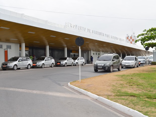 Reforma e amplição do aeroporto foram concluídas em dezembro de 2015. (Foto: Adonias Silva/G1)