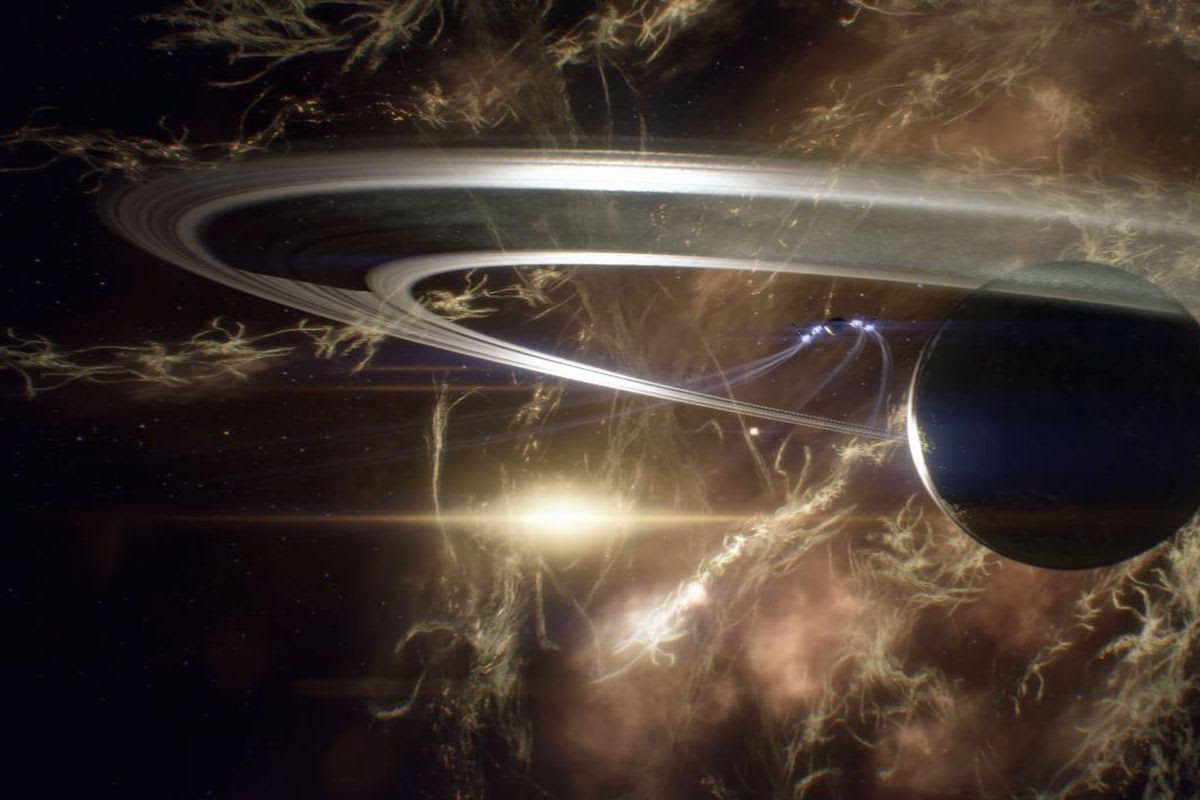 Mass Effect Andromedas Achingly Slow Travel Animations